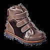 Зимние ортопедические детские ботинки 06-756 р-р. 21-30, фото 2