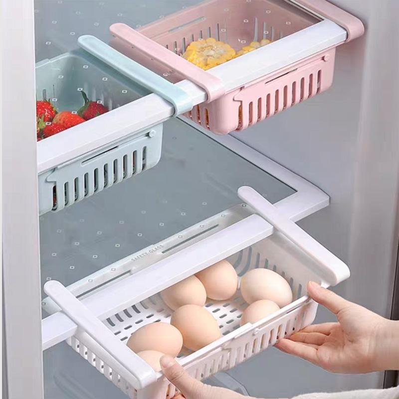 Органайзер в холодильник refrigerator shelf