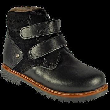 Ортопедичні зимові черевики на дитину 06-750 р-н. 21-30