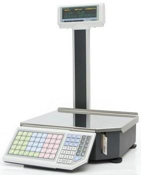 Весы торговые электронные с чекопечатью ШТРИХ-Принт
