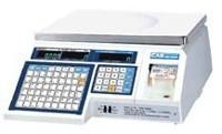 Весы торговые электронные с чекопечатью LP