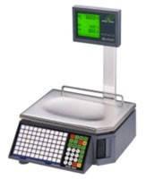 Весы торговые электронные с чекопечатью