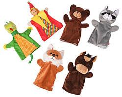 Лялька-рукавичка goki - Віслюк