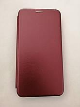 Чехол-книжка Huawei P Smart Pro Level Marsala