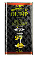 Оливковое масло Olimp extra virgin 5л