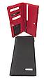 Портмоне вертикальное KARYA 17139 кожа Черное, Черный, фото 6