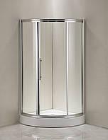 Душевая кабина AquaStream Premium 100 LC одна дверь