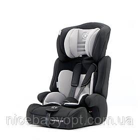 Автокресло Kinderkraft Comfort Up Black 9-36 кг (группа 1-2-3)
