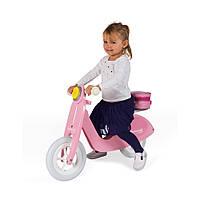 Толокар Janod Ретро скутер (розовый)