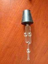 Винный гидрозатвор модель Н-1 + пробка для бутыля