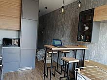 Стул барный Quadrato в стиле Лофт