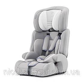 Автокресло Kinderkraft Comfort Up Grey 9-36 кг (группа 1-2-3)
