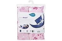 Набір аксесуарів Nuvita для подушки DreamWizard (наволочка, міні-подушка), фото 1