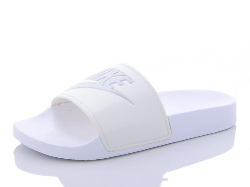 Шлепки женские белый цвет размер 36, 37, 38, 40 Киев