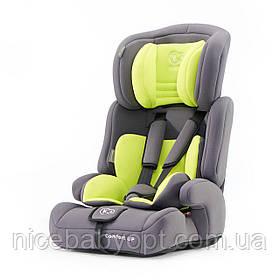 Автокресло Kinderkraft Comfort Up Lime 9-36 кг (группа 1-2-3)