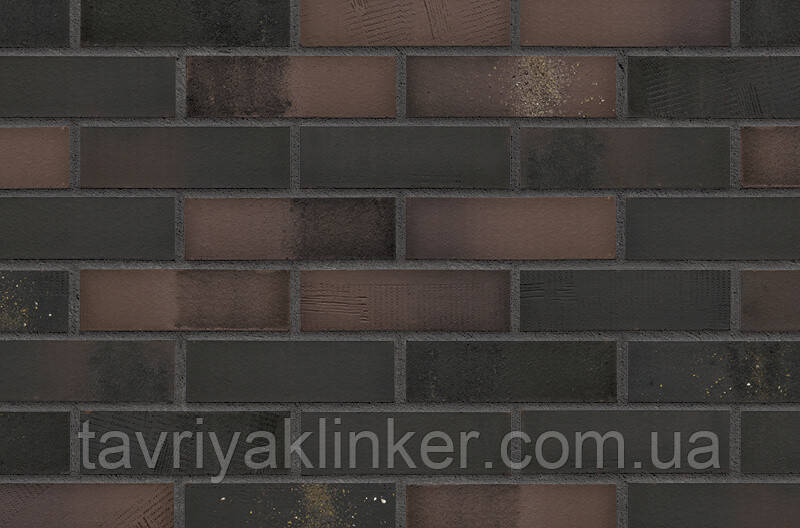 Клинкерная фасадная плитка Old cathedral (HF55), 240x71x10 мм