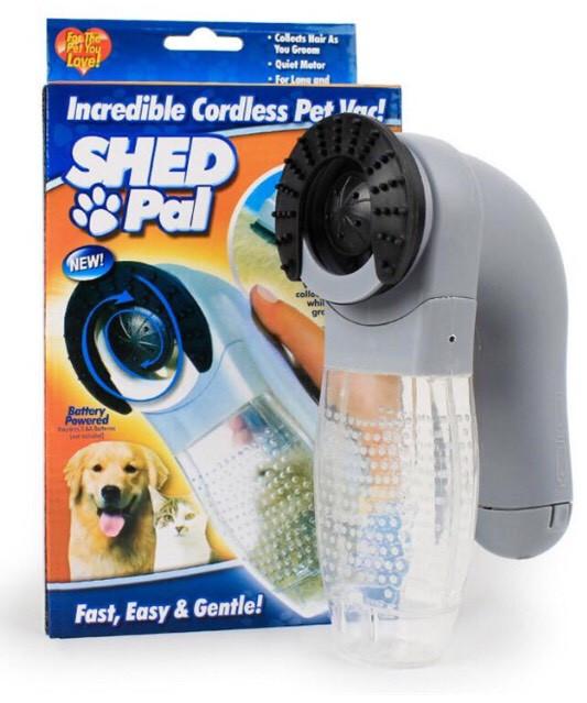 Машинка для вычесывания шерсти у собак и кошек Shed Pal, Машинка для вычесывания шерсти у собак и кошек Shed Pal - Babai-GS в Киеве