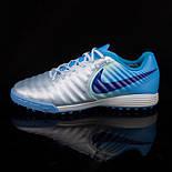 Сороконіжки Nike Tiempo X (39-45), фото 5