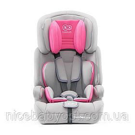 Автокресло Kinderkraft Comfort Up Pink 9-36 кг (группа 1-2-3)
