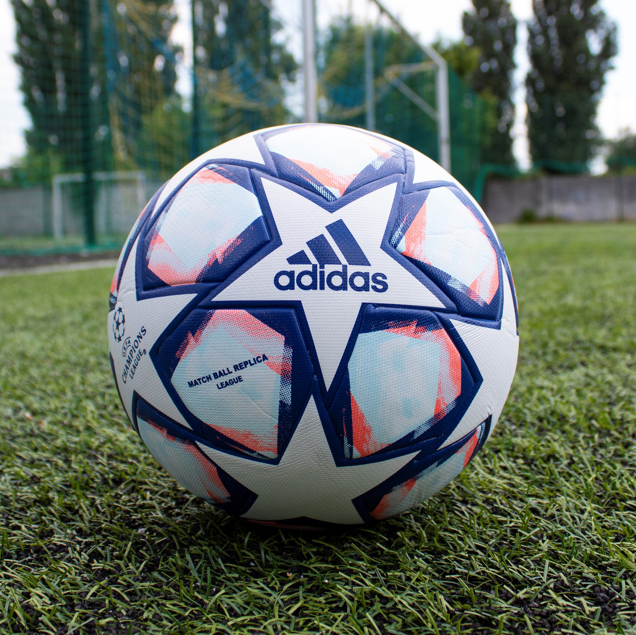 Футбольный мяч Adidas UEFA Champions League Final 2020 Official Match Ball