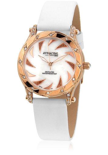 Годинник Q&Q DF13J111Y оригінал класичні наручний годинник
