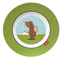 Тарелка sigikid Forest Grizzly