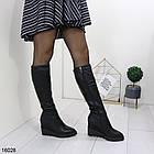 Высокие женские сапоги до колена 36 р