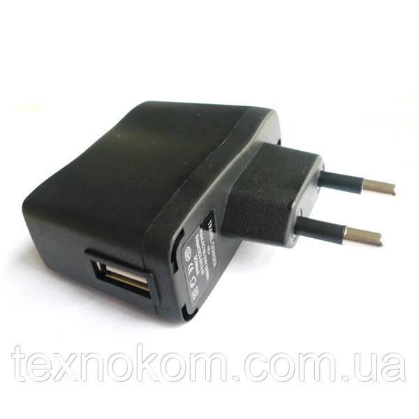 Блок питания зарядки USB 5V 0,5A