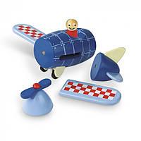 Конструктор магнітний Janod Літак
