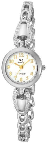 Часы Q&Q F325-204Y оригинал классические наручные часы