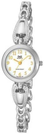 Часы Q&Q F325-204Y оригинал классические наручные часы, фото 2