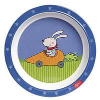 Тарелка sigikid Racing Rabbit