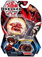 Ігровий набір Bakugan Battle Planet Ultra Pyrus Trhyno Бакуган Пірус Тріно (B07PW1MSGH)
