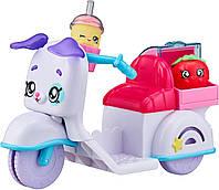 Ігровий набір Kindi Kids Fun Delivery Scooter and 2 Shopkins Скутер / мопед (B07VL6FRXV)