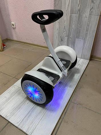 Мини сигвей гироскутер Ninebot Mini Robot 54V Белый White Міні-сігвей гіроскутер Білий. Найнбот мини Робот, фото 2
