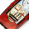 """Ключница настенная часы """"Шлюпка"""", фото 2"""