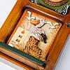 "Настенная ключница для ключей ""Морские чайки"" 05BS233B, фото 2"