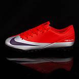 Сороконожки Nike Mercurial Vapor XIII Academy TF (39-45), фото 4