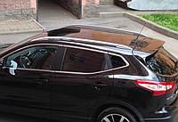 Рейлинги Nissan Qashqai 2014-
