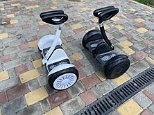 Мини сигвей гироскутер Ninebot Mini Robot 54V Черный Black Міні-сігвей гіроскутер Чорний найнбот мини Робот, фото 2