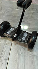 Мини сигвей гироскутер Ninebot Mini Robot 54V Черный Black Міні-сігвей гіроскутер Чорний найнбот мини Робот, фото 3