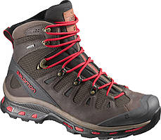 Зимние ботинки Salomon SHOES QUEST ORIGINS GTX BR/BK/QCK (MD) 8