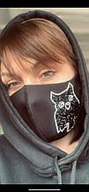 Маска защитная ,маска Питта
