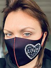 Защитная маска  дизайнерская