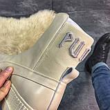 Женские ботинки Puma By Rihanna Chelsea Vanila, женские ботинки пума риана челси, фото 6