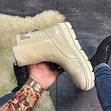 Женские ботинки Puma By Rihanna Chelsea Vanila, женские ботинки пума риана челси, фото 3