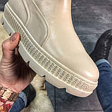 Женские ботинки Puma By Rihanna Chelsea Vanila, женские ботинки пума риана челси, фото 4