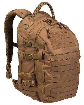 Рюкзак Mil-Tec тактический Mission Pack Laser Cut, 25 л.(Dark Coyote) 14046119, фото 2