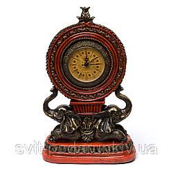 Часы красные 50653