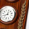 Настенные часы с термометром и гигрометром N010, фото 2